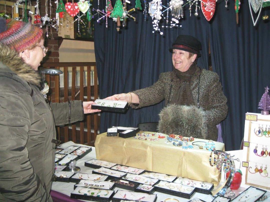 Victorian Christmas Craft Fair