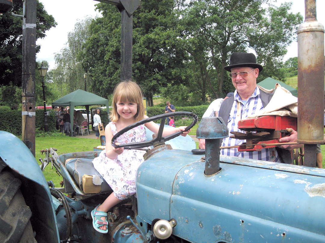 Farm Day at Forge Mill