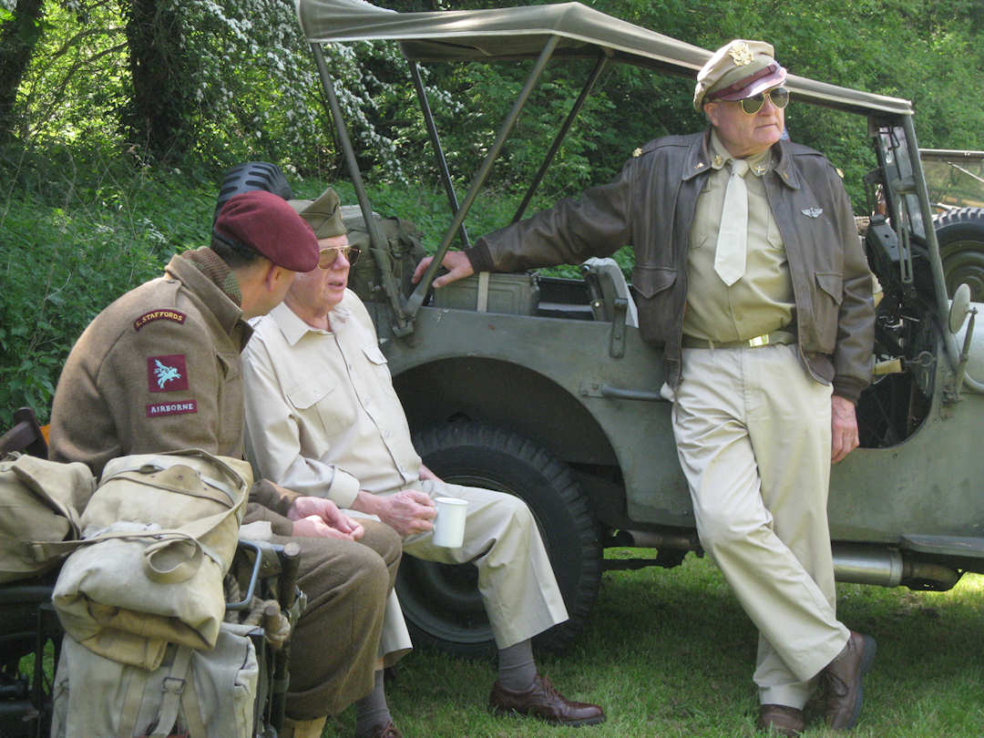 Remembering the 40s at Forge Mill
