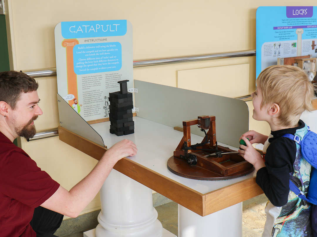 Ancient Wisdom: A Fun Hands-On Exhibition