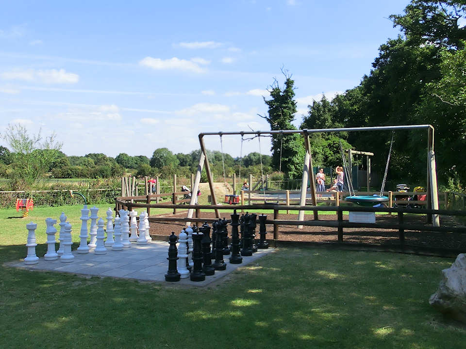 Adventure Play Area Available for Hire
