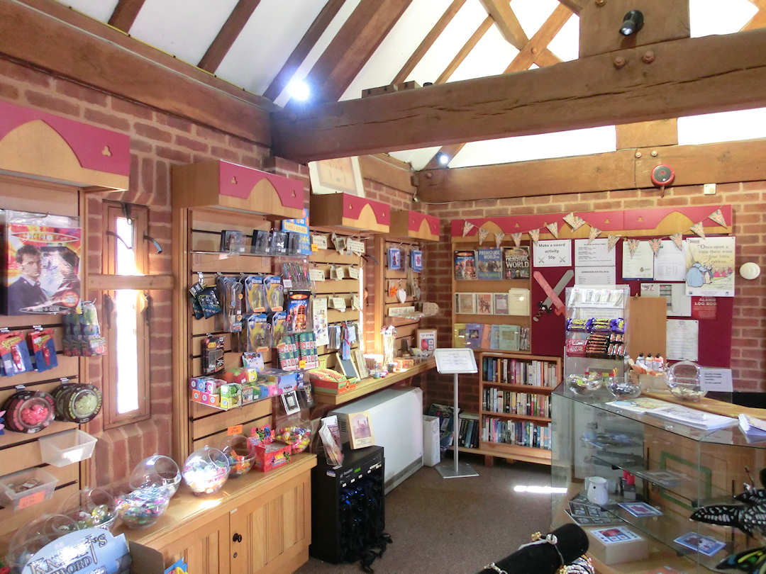Forge Mill Museum Gift Shop