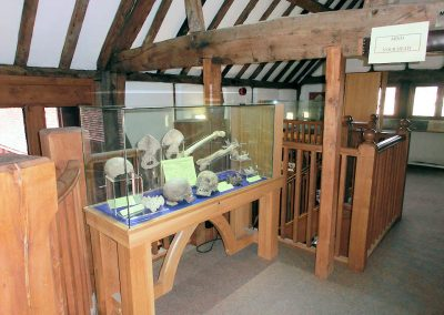 Bordesley Abbey Visitor Centre