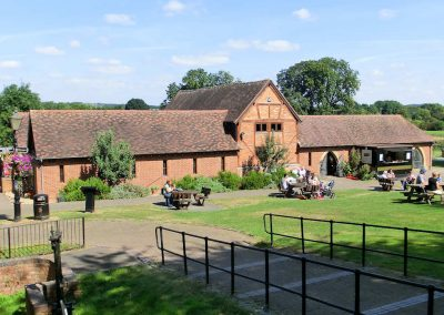 Forge Mill and Bordesley Abbey Visitor Centre